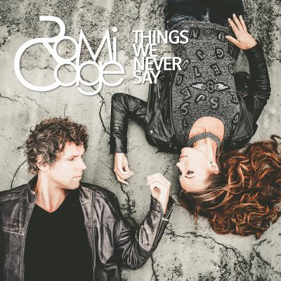 Romi Cage _ Things we never say_ cover